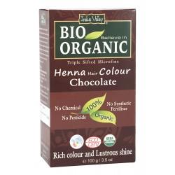 Био билкова боя за коса - Шоколад 100 г