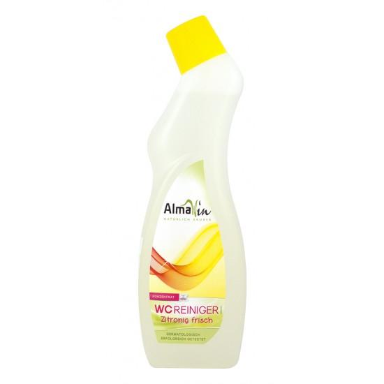 Био почистващ препарат за тоалетна с масло от лимонена трева - 750 мл.