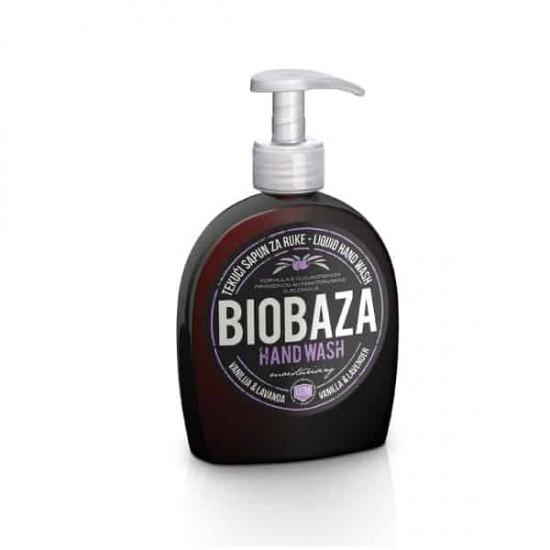 Течен сапун за ръце с лавандула и ванилия - 300мл.