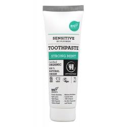 Био паста за чувствителни зъби и венци - Мента - 75 мл.