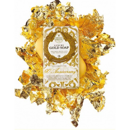 Луксозен Златен сапун - 250г