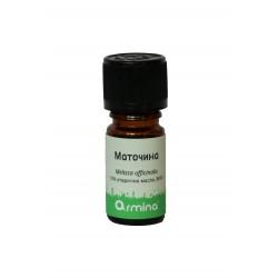 Био етерично масло от Маточина - 5мл в 10% Био Бадемово масло