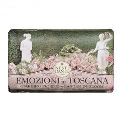 Сапун Цъфтящи градини - Емоции в Тоскана - 250г.