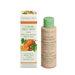 Двуфазен продукт за премахване на грим с регенериращо действие - Цветове от зеленчуковата градина - 100мл.