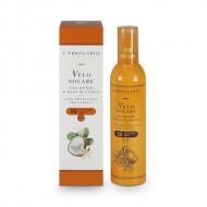 Слънцезащитно олио за коса с моной и кокосово масло SPF10 - 100мл.